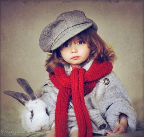 عکس های بسیار زیبا از کودکان