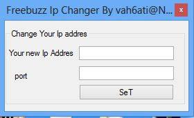 FreeBuzz Ip Changer Fipchanger