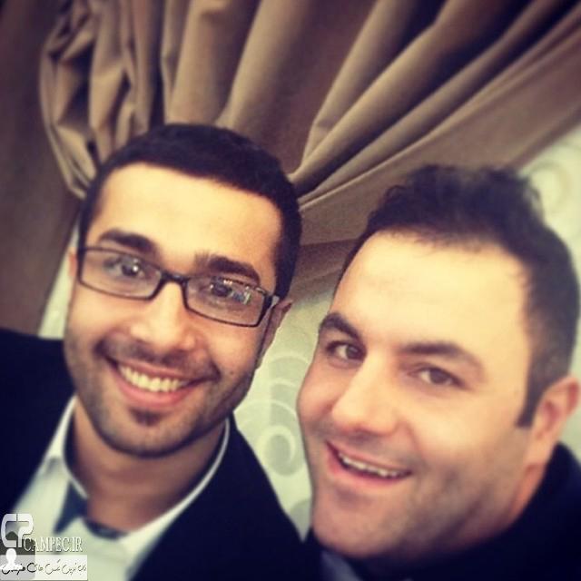 عکس های جدید حسین مهری
