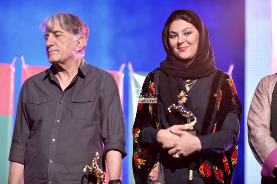 لاله اسکندری در جشنواره فیلم اربیل
