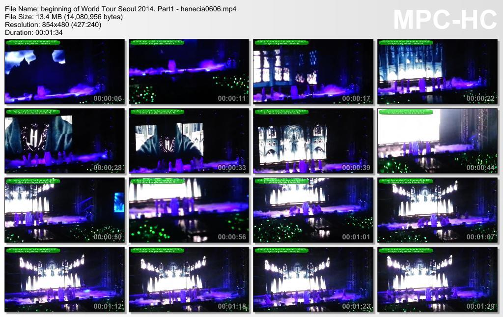 Fancams_KIM HYUN JOONG 2014 World Tour in Seoul – 2014.06.28