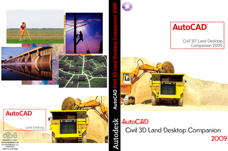[تصویر:  AutoCAD_Civil_3D_Land_Desktop_Companion_2009.jpg]
