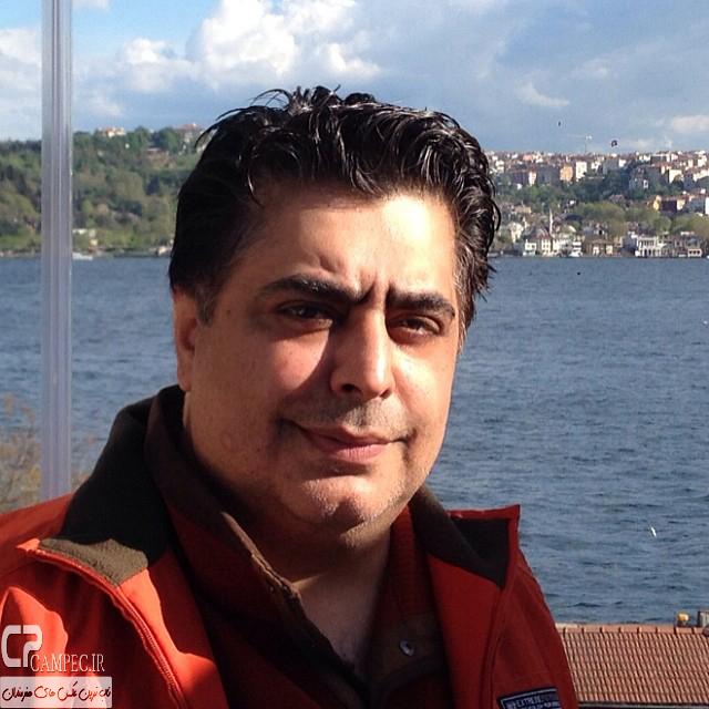 عکس های جدید رضا شفیعی جم