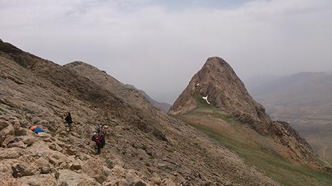 قله قبله افوس