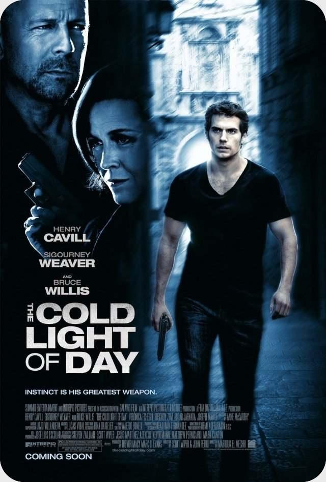 فیلم The Cold Light of Day 2012