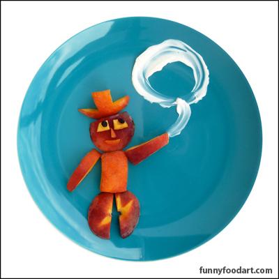 فتوگالری: دیزاین های بامزه و خوشمزه 2
