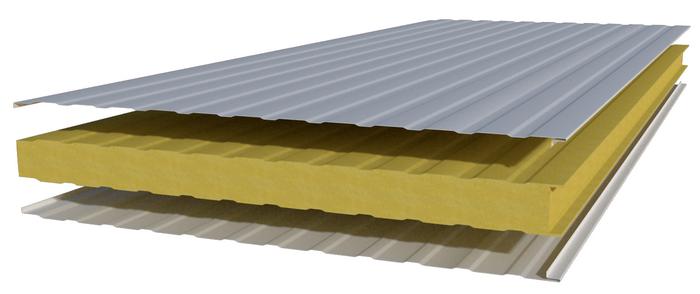 ساندویچ پانل در نماسازی ساختمان - گروه طراحی تخصصی نماپاتاف