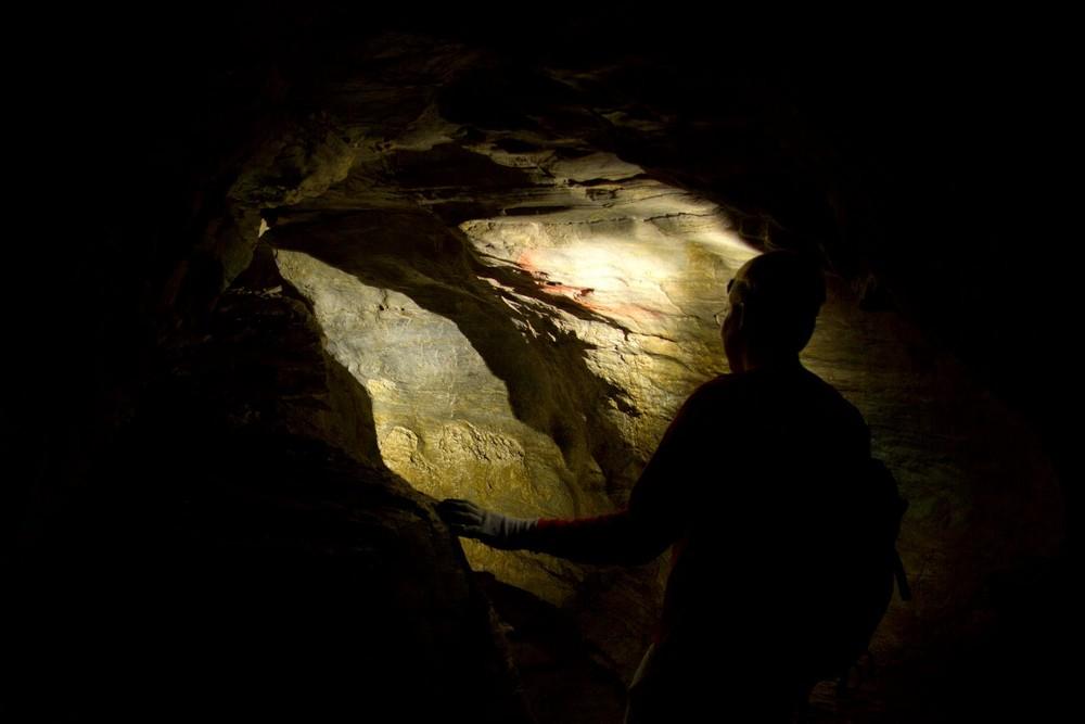 غار کروبرا گرجستان