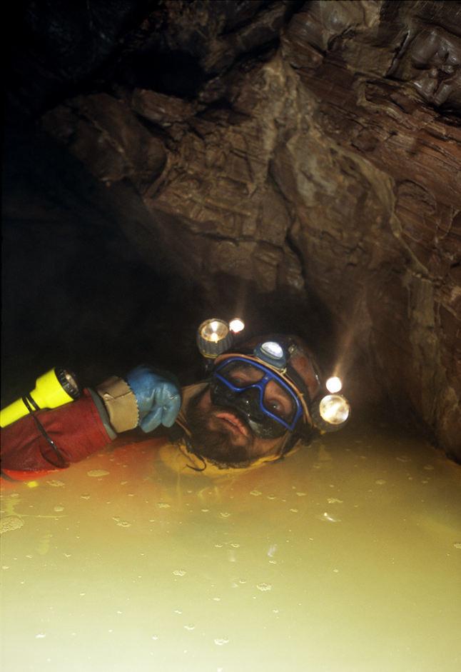گودترین غار جهان