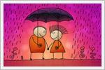 کارت پستال های عاشقانه