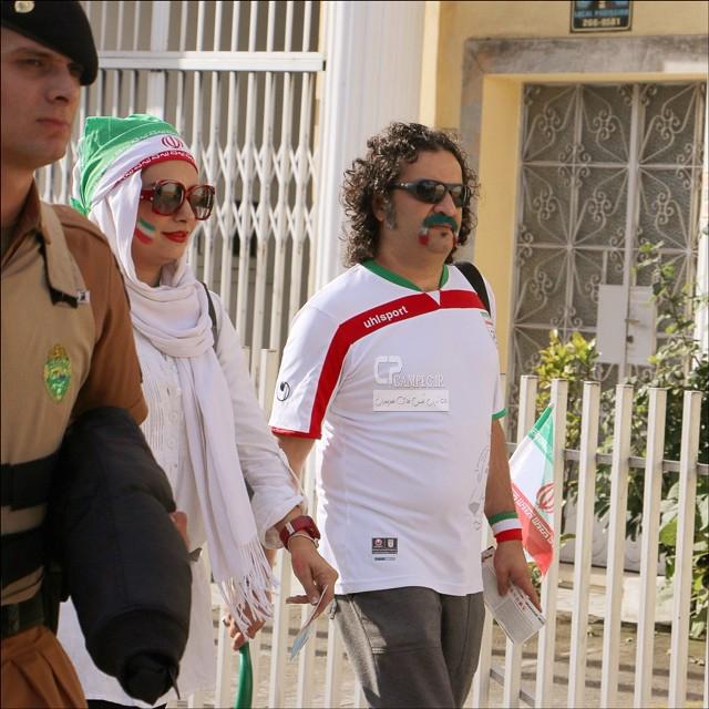 لیندا کیانی و محراب قاسم خانی