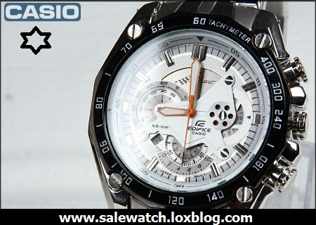 ساعت پسرانه کاسیو مدل Ef 550