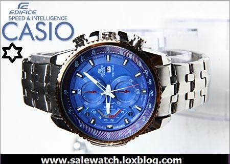 ساعت پسرانه کاسیو مدل EF558