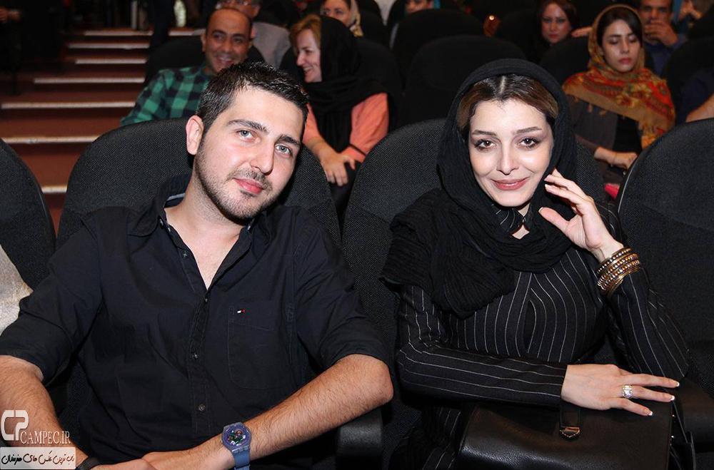 ساره بیات و محمد رضا غفاری