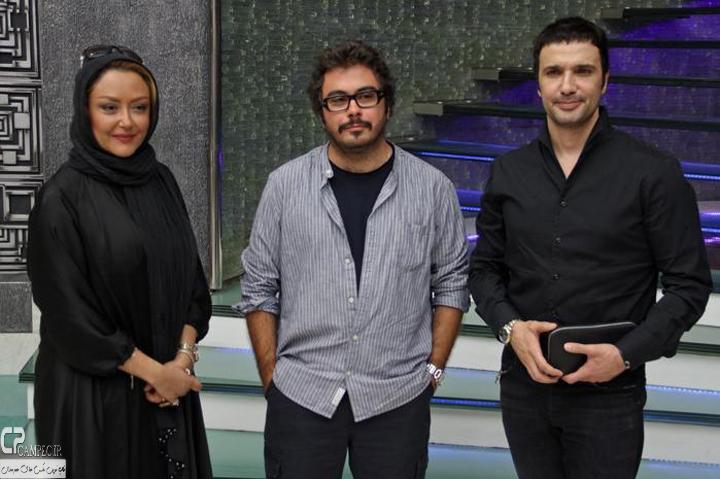 شقایق فراهانی و محمد رضا فروتن