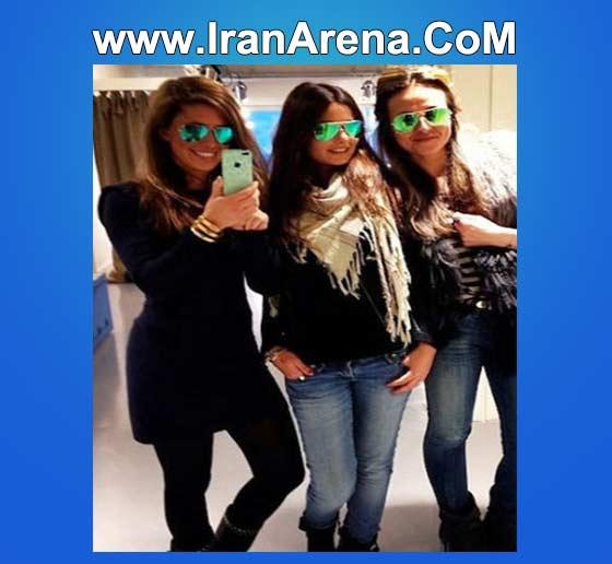 خرید اینترنتی عینک آفتابی ریبن شیشه سبز