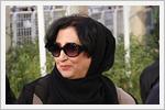 مرجانه گلچین در جشن حافظ