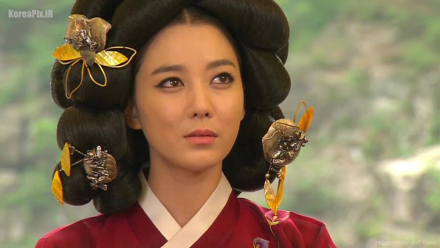 عکس های lee yo seon بازیگر نقش بانو جانگ در سریال افسانه دونگ یی