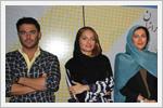 مهناز افشار ، مهتاب کرامتی و محمد رضا گلزار در دومین اکران دهلیز برای کمک به زندانیان نیازمند