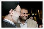 عکس های دیدنی از بازیگران معروف سینما در کنار سید محمد خاتمی