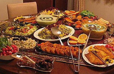 اموزش 65 غذای ایرانی