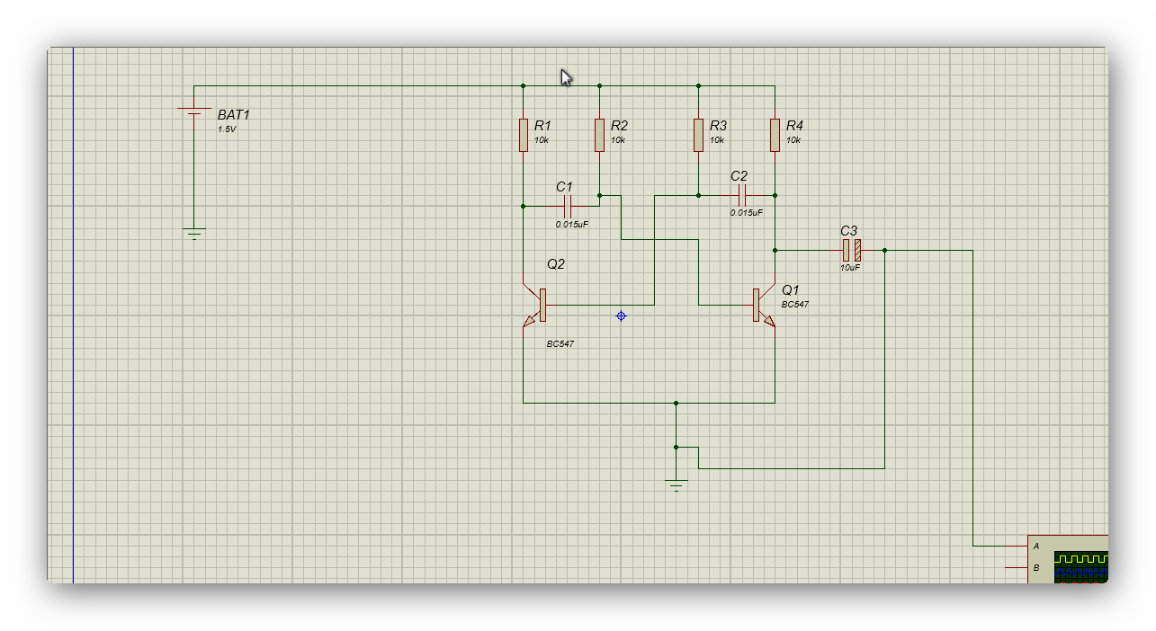 Low Voltage Oscillator 15 V To 28 10mhzvfo Oscillatorcircuit Signalprocessing Circuit Diagram Source File In Proteus Http S5picofilecom 81297618mentsrarhtml