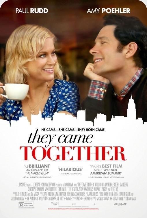 فیلم They Came Together 2014