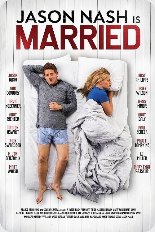 فیلم Jason Nash Is Married 2014