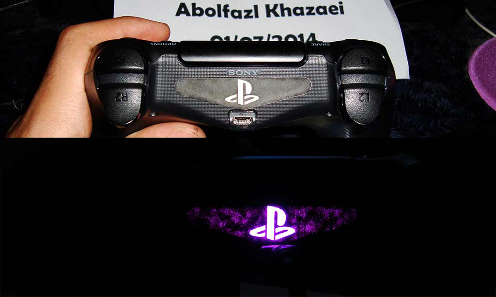 Tutorial how to make ps4 light bar stiker wololotalk spoiler mozeypictures Gallery