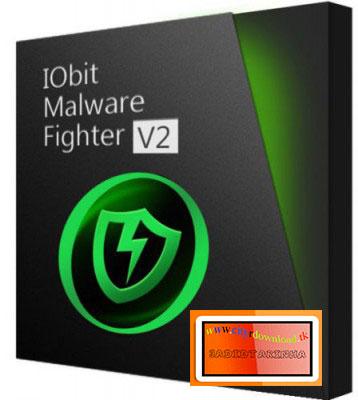 نرم افزار ضد هک و جاسوسی IObit Malware Fighter Pro 2.4.1.15