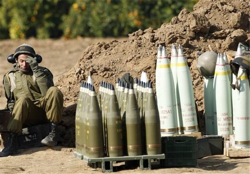 حمله ی ددمنشانه ی اسراییل به غزه