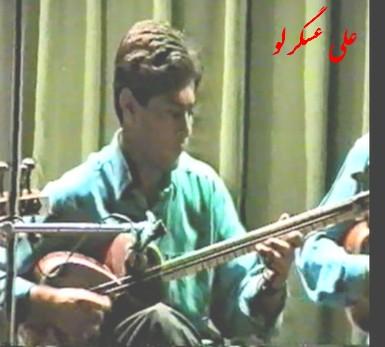 علی عسگرلو