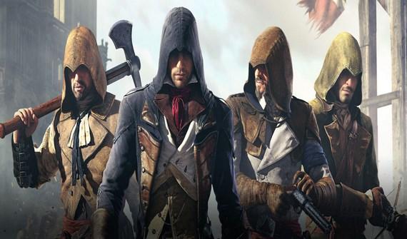 دانلود تريلر بازي Assassin's Creed Unity