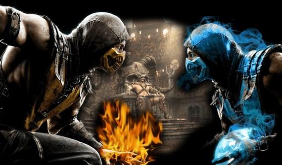 دانلود تريلر بازي Mortal Kombat X