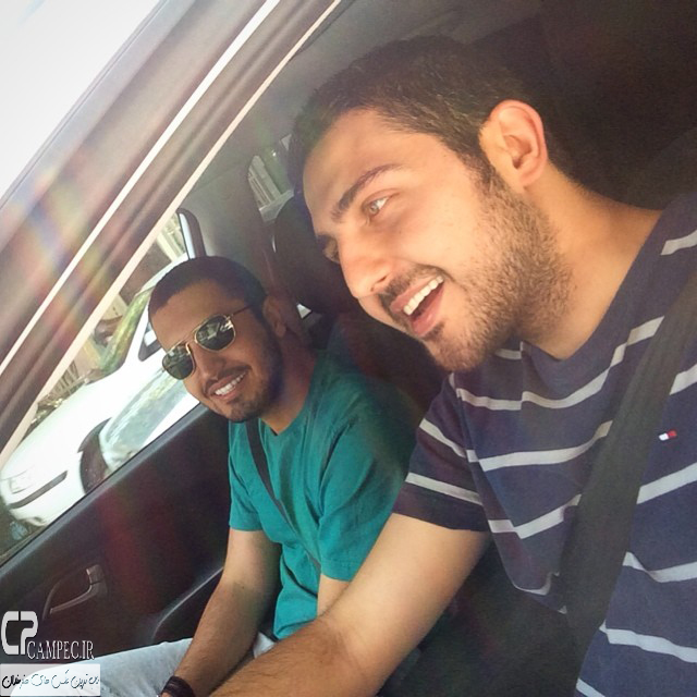 مهرداد صدیقیان و محمد رضا غفاری