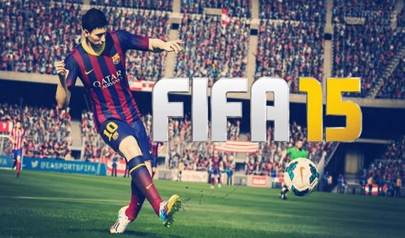 دانلود تريلر بازي FIFA15