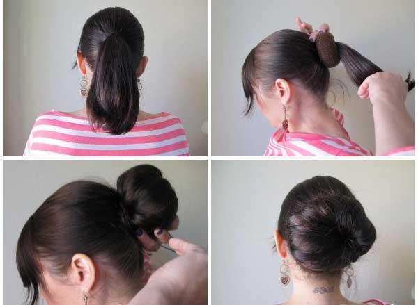 روش استفاده از تل و کش موی هات بانز