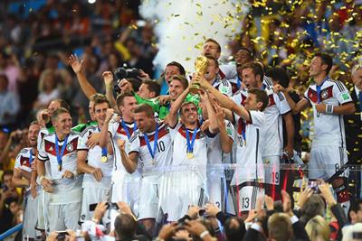 آلمان. قهرمان جام بیستم