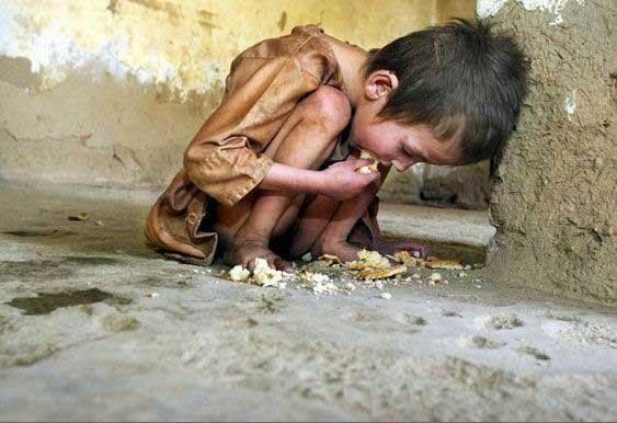 کودک فقیر