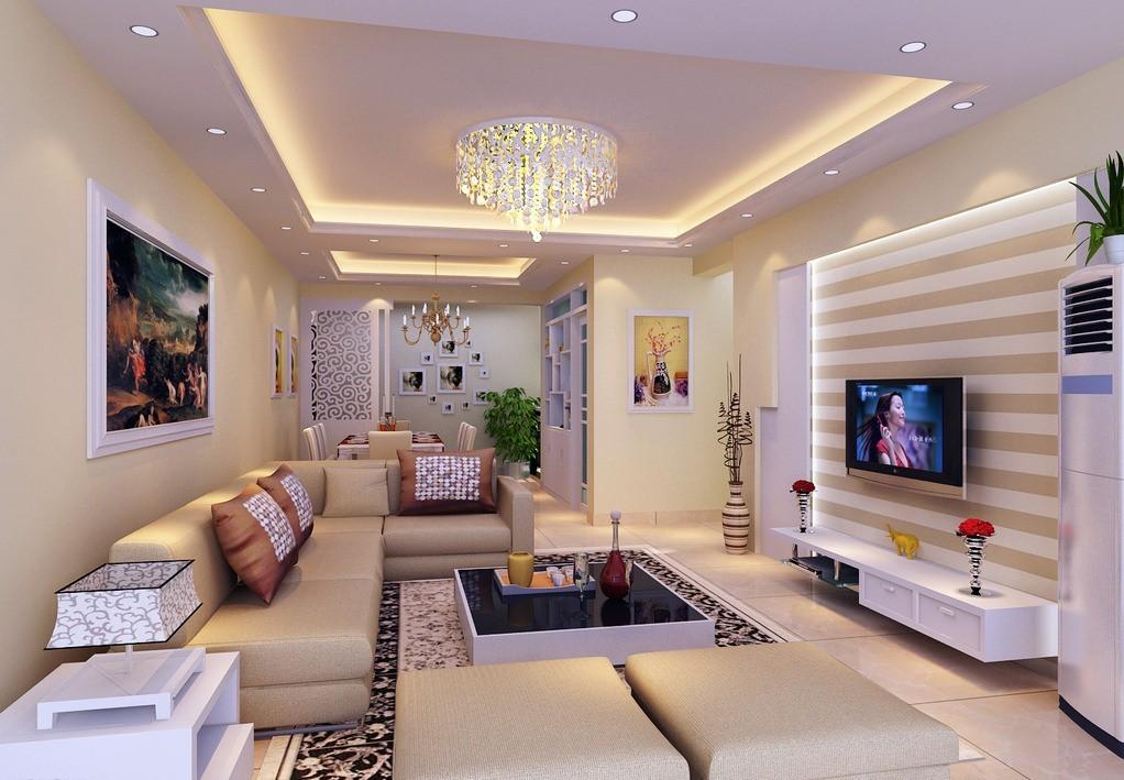 [تصویر:  Simple_Ceiling_Designs_At_Living_Room.jpg]