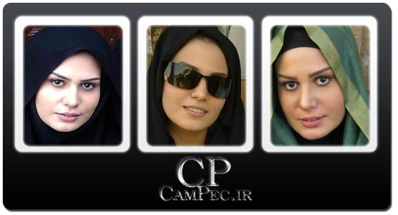 عکس های جدید رز رضوی مهر ماه 92