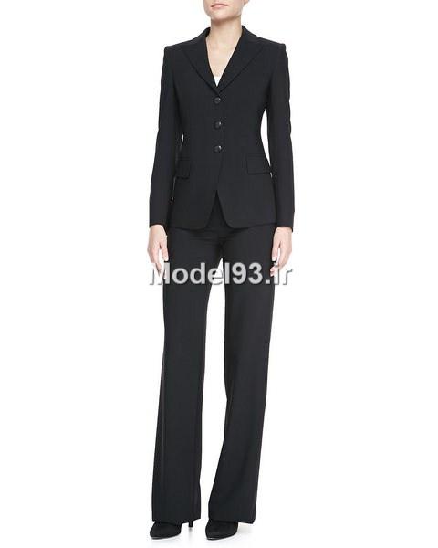 مدل کت و شلوار زنانه