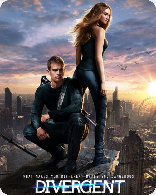 فیلم Divergent 2014