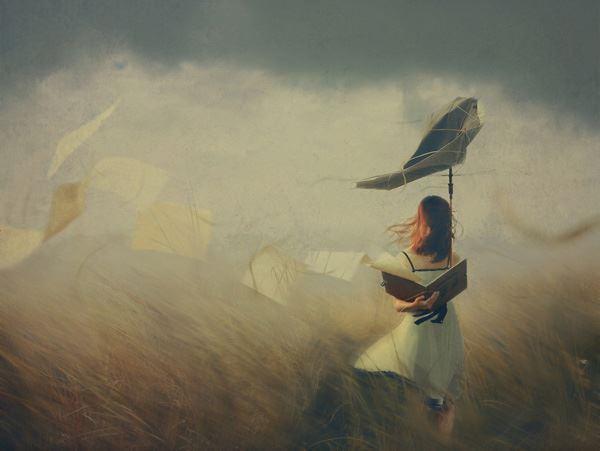 خاطرات بر باد رفته