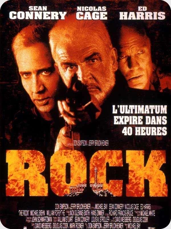 فیلم The Rock 1996