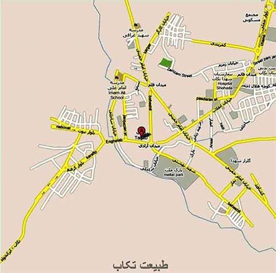 نقشه_تکاب