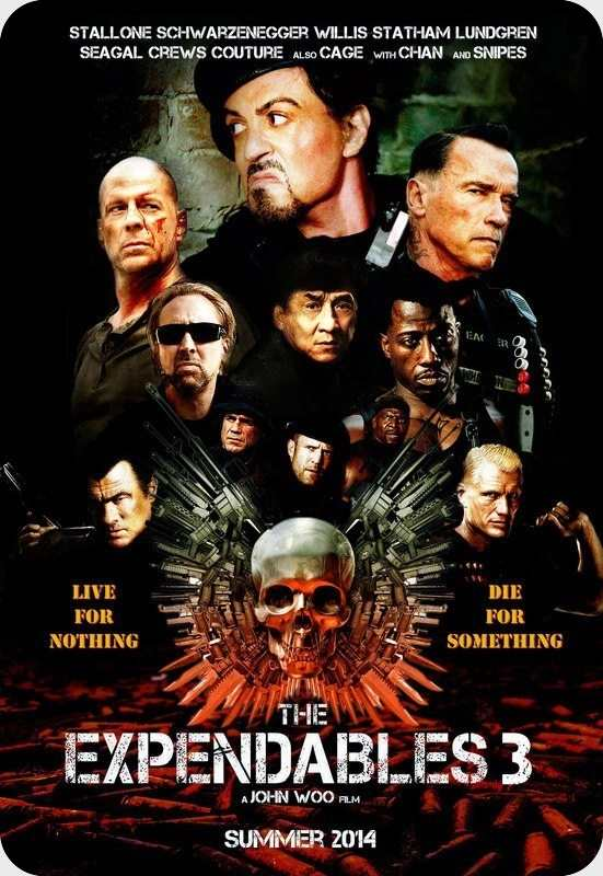 فیلم The Expendables 3 2014