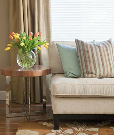دکوراسیون و چیدمان: فنگ شویی، خانه، گل و این همه آرامش!