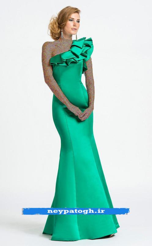 مدل لباس مجلسی سری (1)