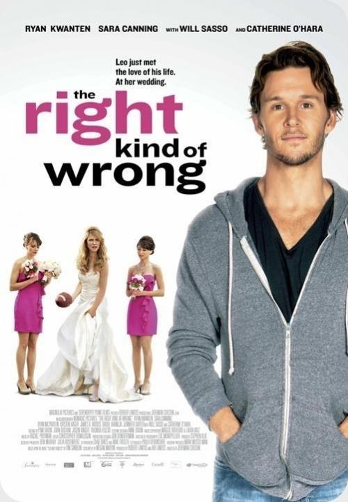 فیلم the right kind of wrong 2013